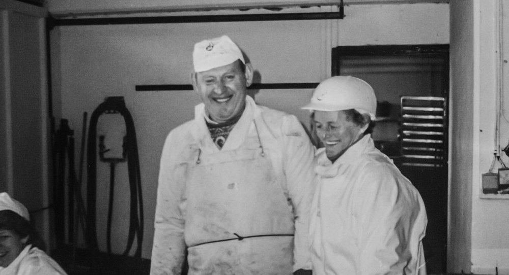 Haukur Ingvarsson og Lilja Guðmundsdóttir