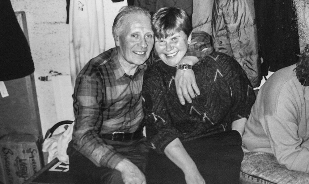 Halldór Jónatansson og Anna Soffía Sigurðardóttir (Anna Fía)