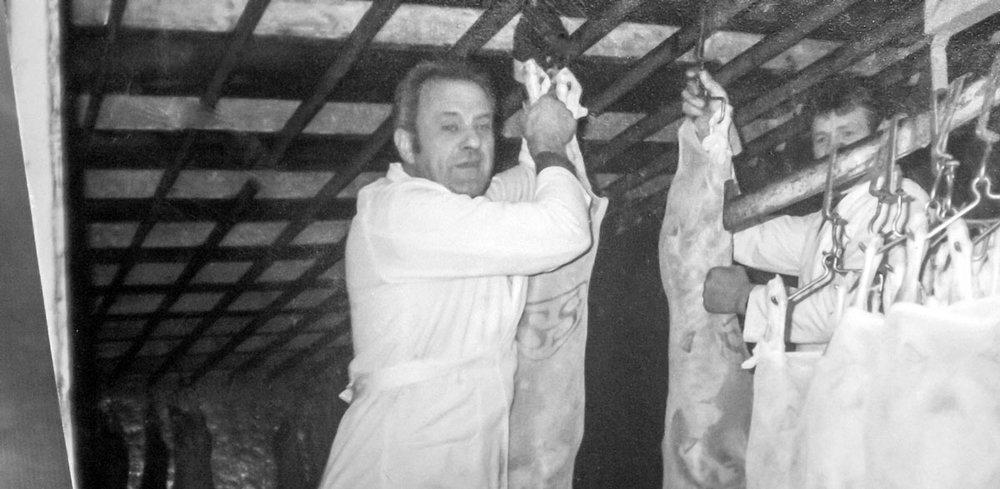 Sigurður Erlendsson og Ásgeir Gestsson
