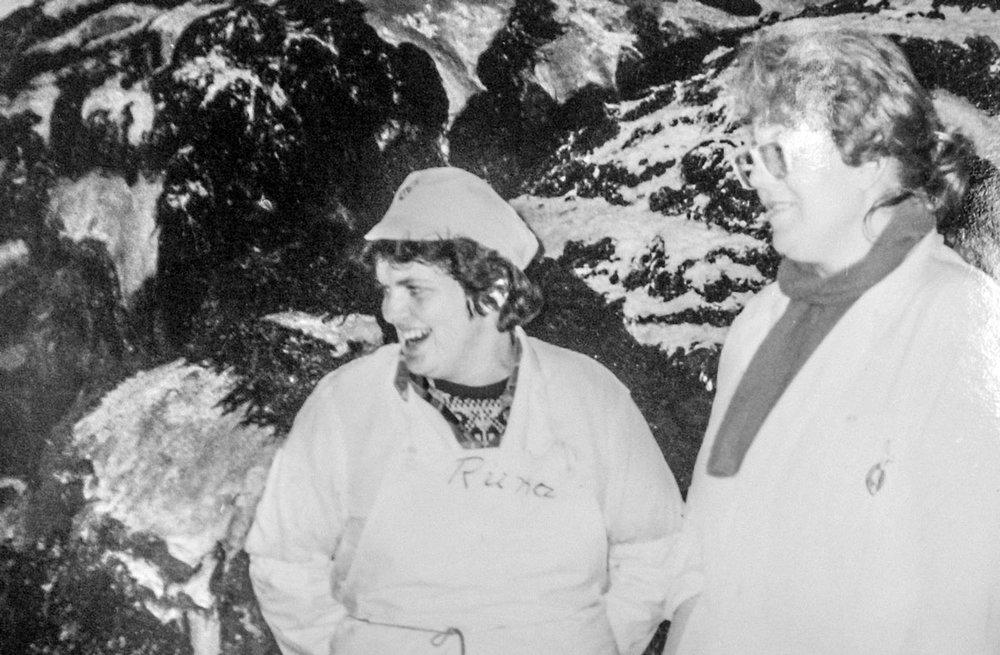 Torfhildur Rúna Gunnarsdóttir, Bergljót Þorsteinsdóttir