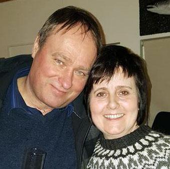 Sveinn og Ásta Rut