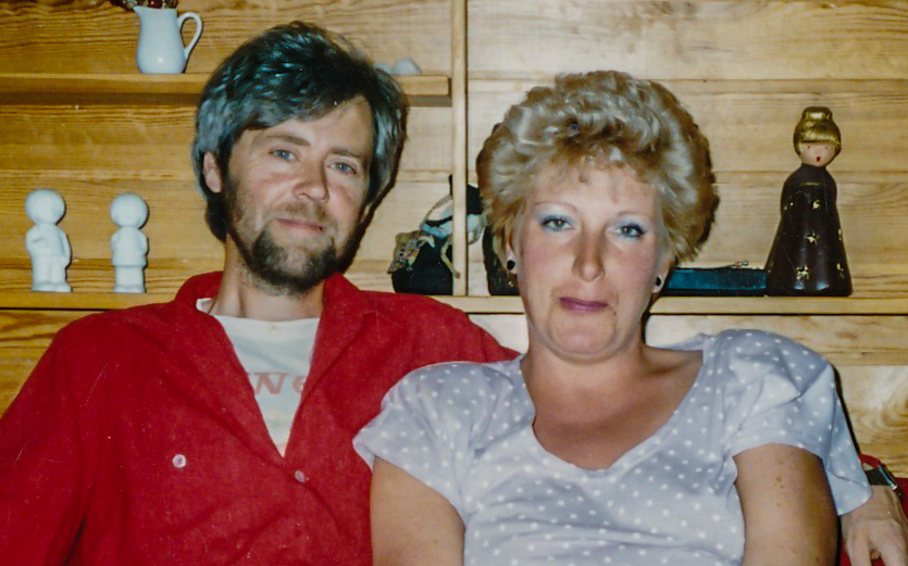 Helgi og Björg (mynd frá Helga)