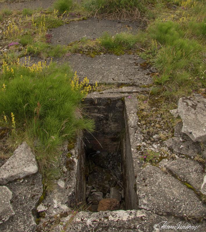 Rústir skála við Hafravatn