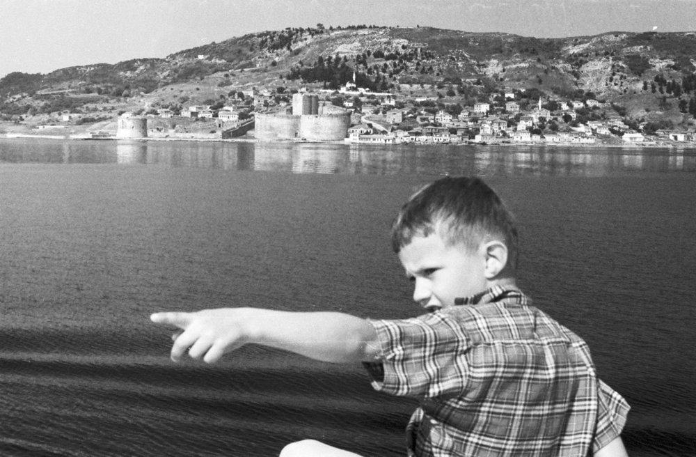 Petur Holm 1962 (mynd frá Pétri)
