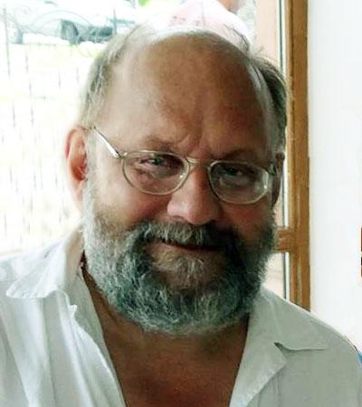 Petur Holm (mynd af Fb)