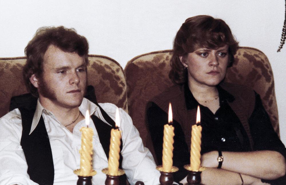 Benedikt og Kristín