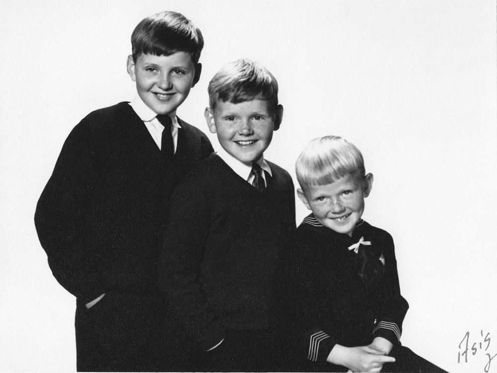 Páll, Benedikt og Magnús