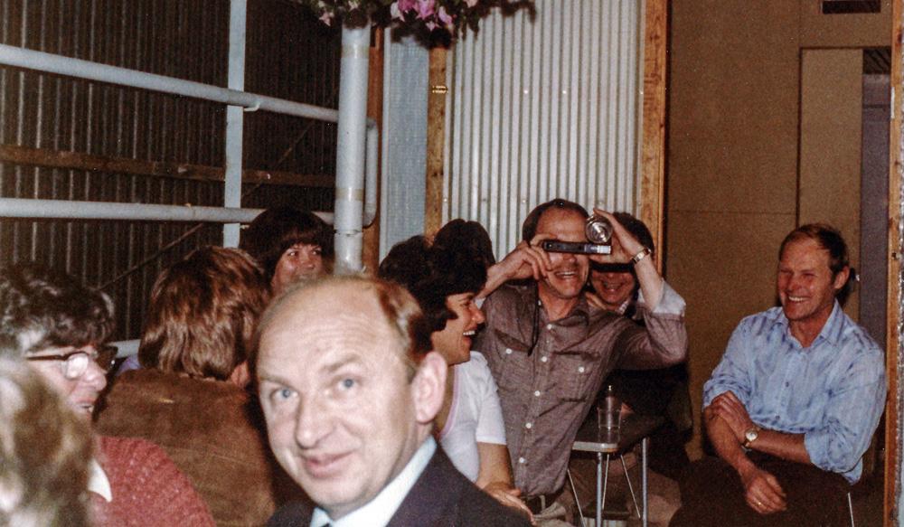 Georg Franzson og fleiri