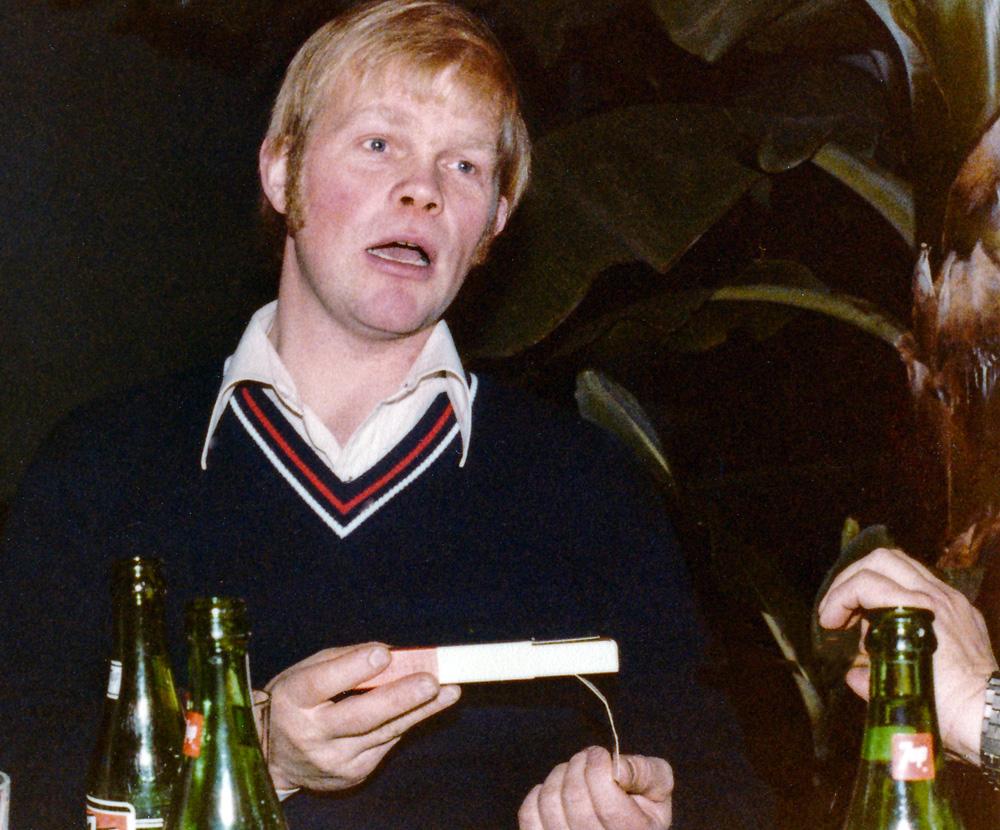 Gunnar Tómasson