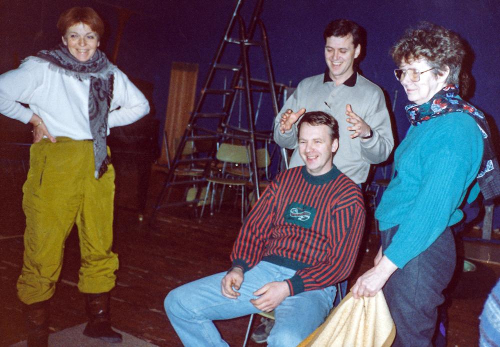Þorrablót Skálholtssóknar 1991