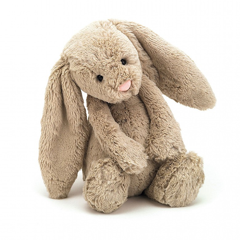 Add a bunny to your flowers for £12