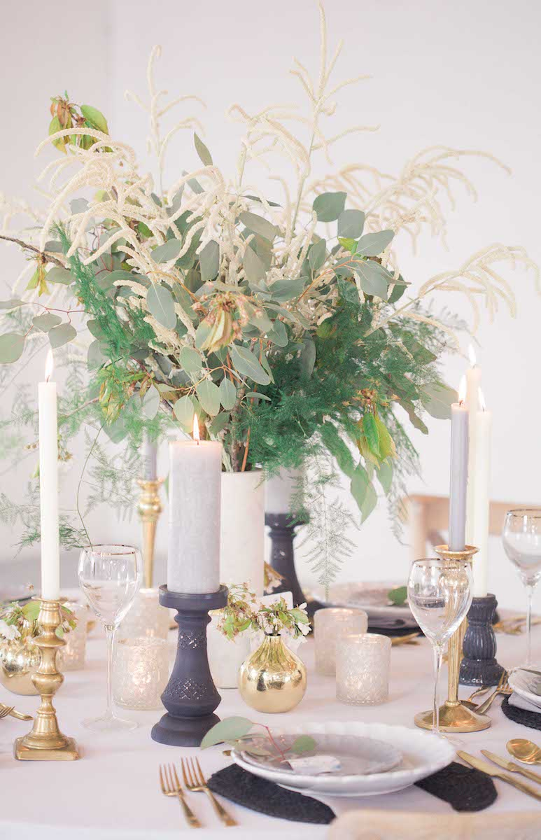 Foliage Table Centre
