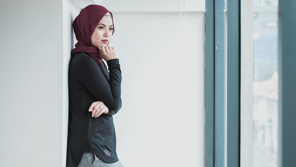 GLOWco - Modest Activewear - Singapore based Swimwear, Sports Hijabs
