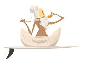 Sri-Lanka-Surf-Cafe-Surfshop-Hikkaduwa-Cartoon-Salty-Swamis-with-surfboard-coffee-300-cropped.jpg