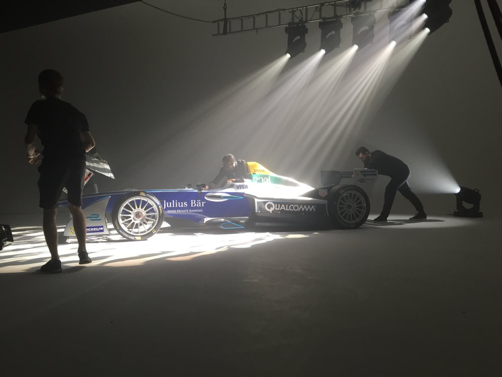 Formula E & DHL
