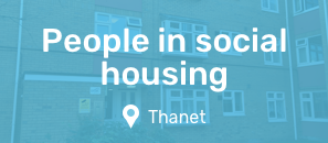 Can digital help people in social housing gain better access to health services?