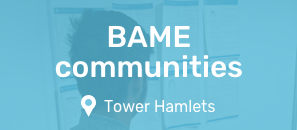How can digital engage BAME communities to help improve their health?
