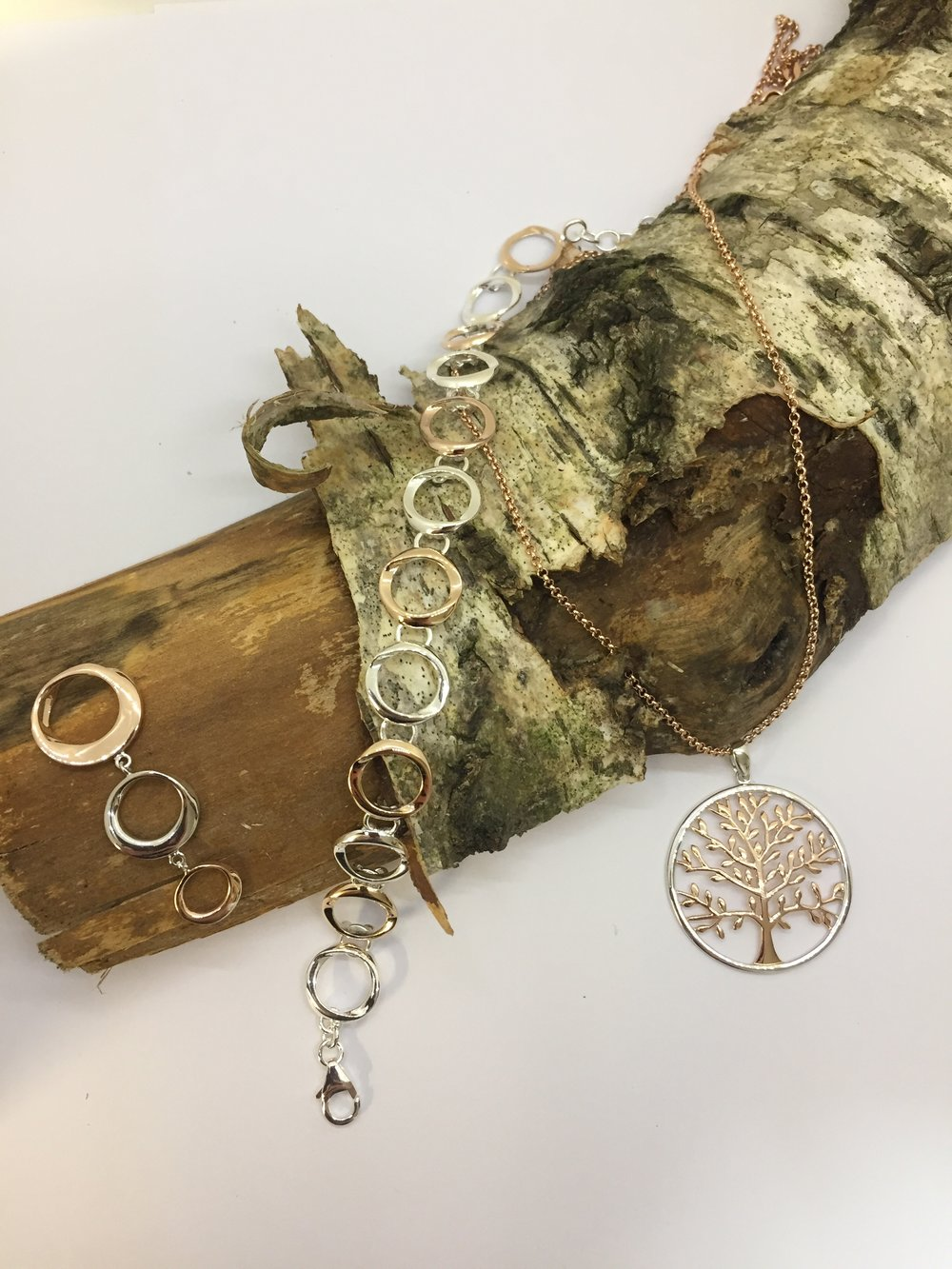Two Tone Jewellery