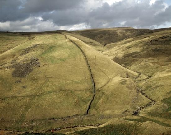 Running Wall, Widdop