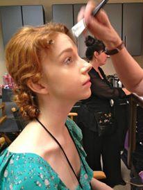 Oscars 2013 - thank god for pro makeup artists
