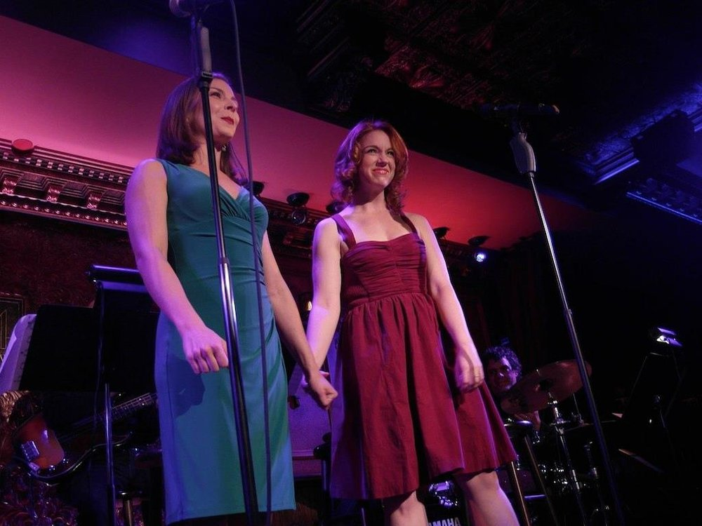 "54 Below - ""Bock Around the Clock"", with Dana Winkle Ogilvie"