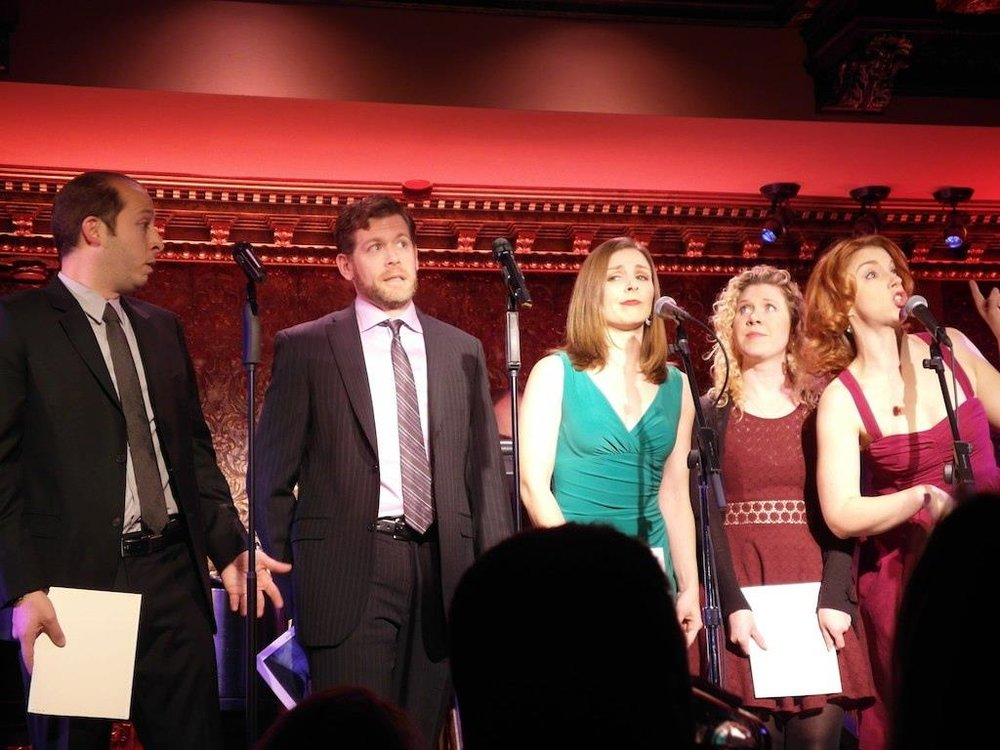 "54 Below - ""Bock Around the Clock"""