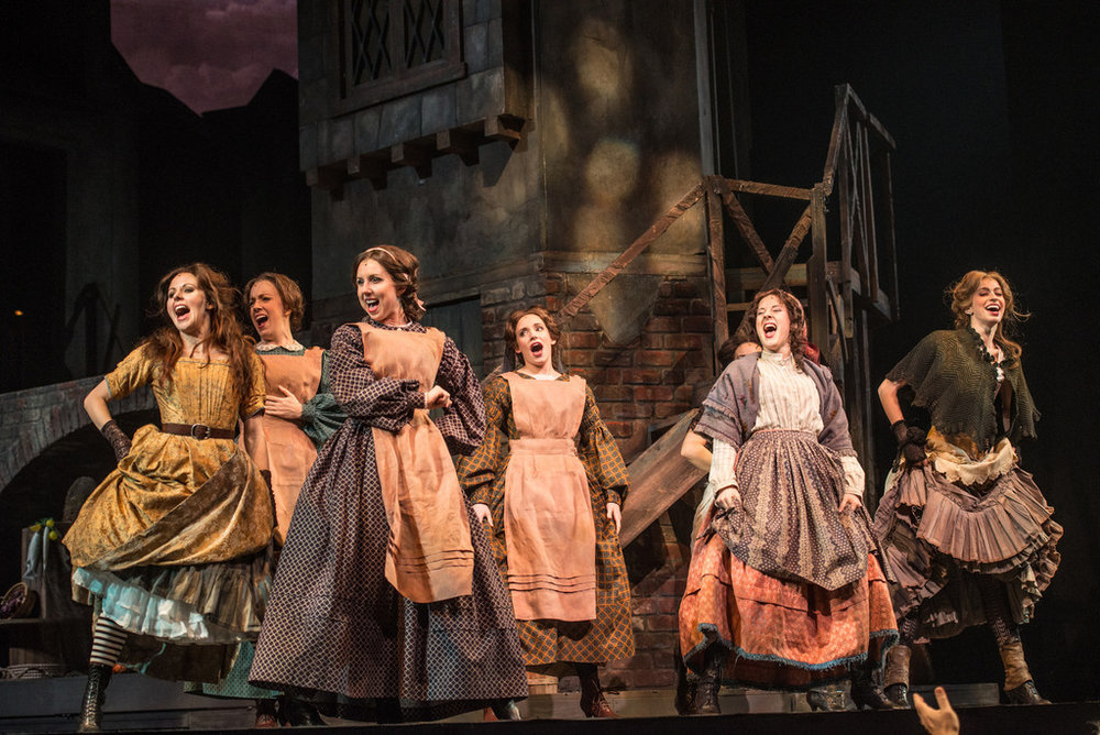 Oliver!  at Paper Mill Playhouse - Consider Yourself