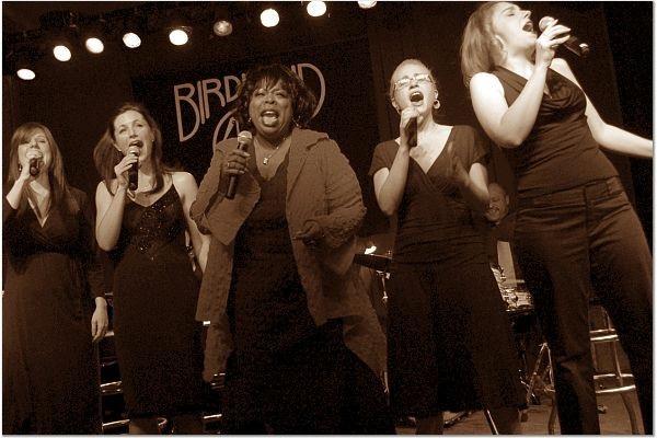 Her Song  at Birdland Jazz Club