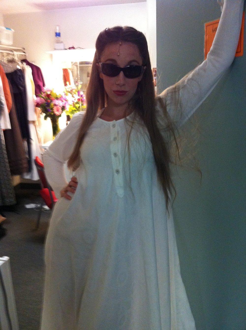 Fantine in LA