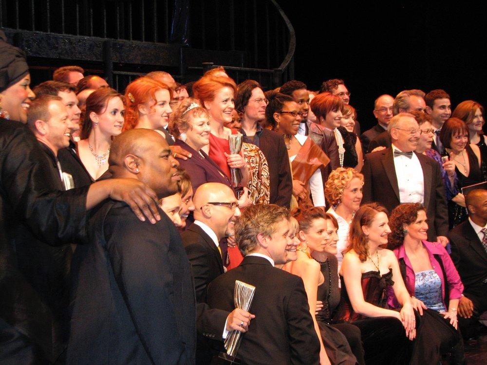 Kevin Kline award ceremony - nominees
