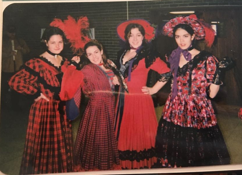 "4 ""Tarts"" (including Cecily Strong!) from  Big River , the Illinois All-State High School Musical"