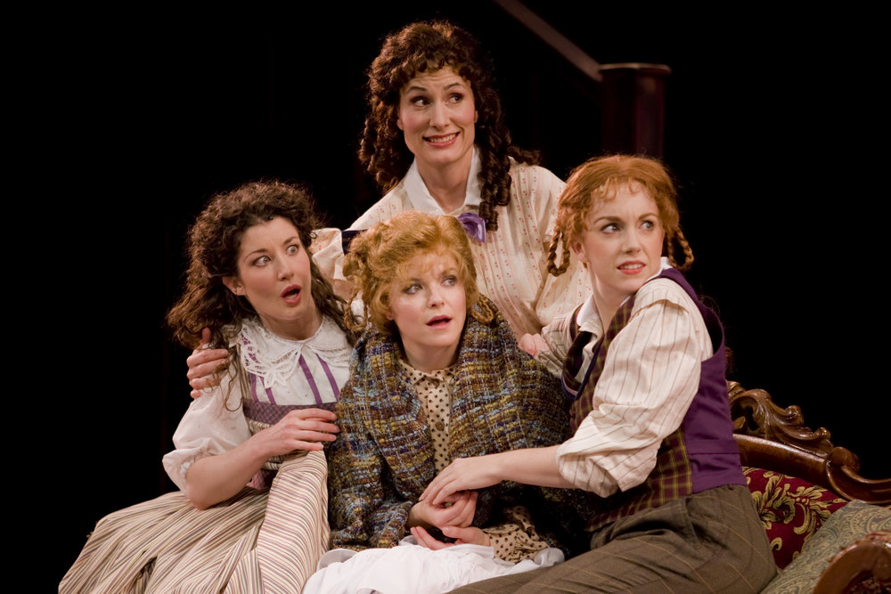 Little Women - don't mess with the March sisters