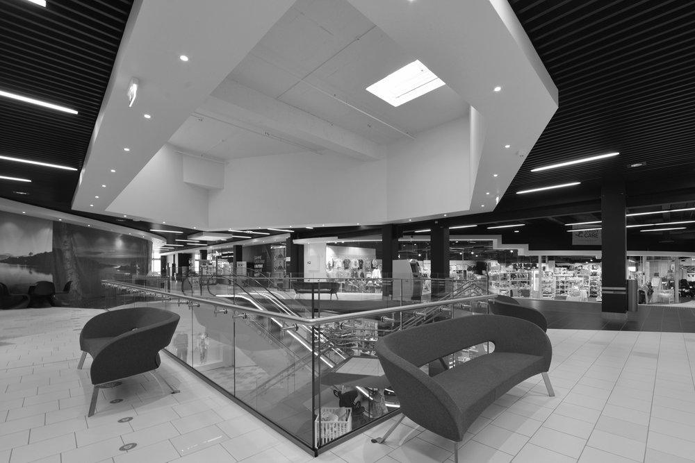 Butikker -