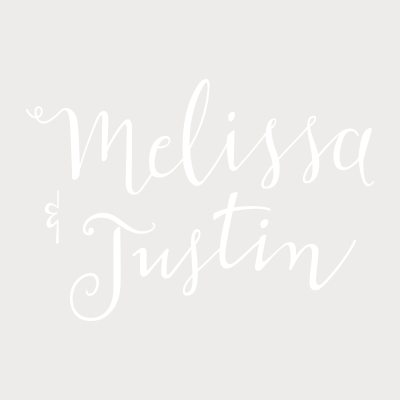 Melissa + Justin | Wedding Invitations, Collateral