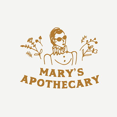 Mary's Apothecary | Branding, Packaging