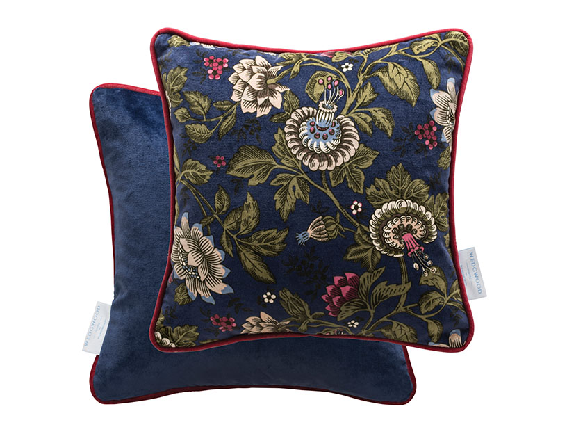 Beautiful Tonquin Velvet Cushions - www.blendworth.co.uk