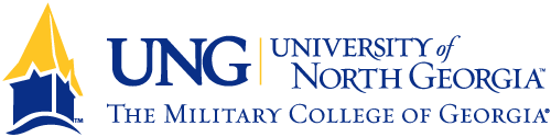 University of North Georgia logo links back to ung.edu
