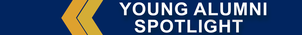 Young Alumni Spotlight page banner