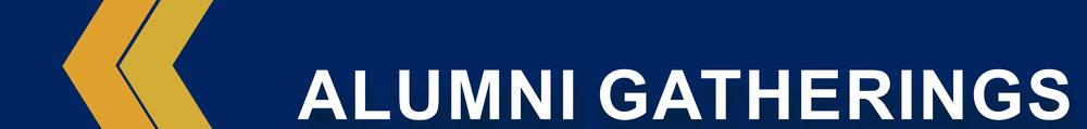 Alumni Gathering page banner