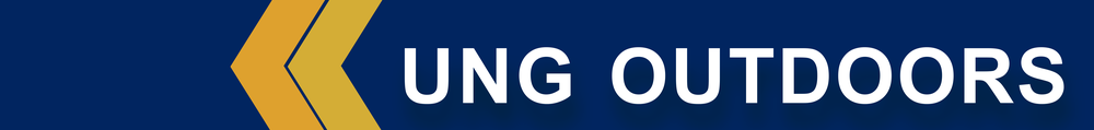 UNG Outdoors page banner.