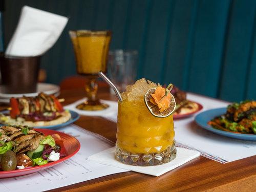 Mango Hello Cocktail