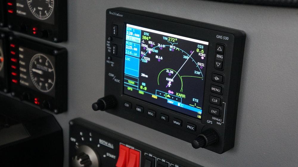 RSG GNS 530