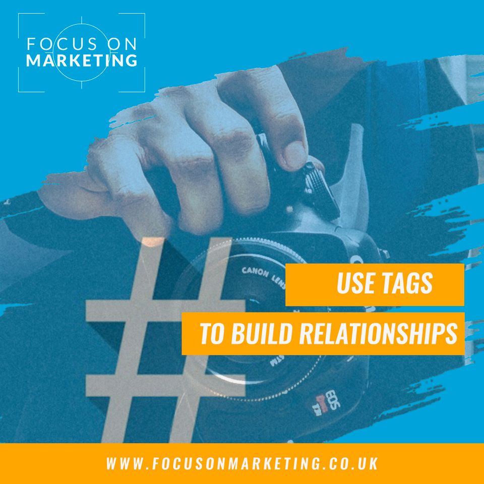 Top Tip 11 (Use Tags to Build Relationships)