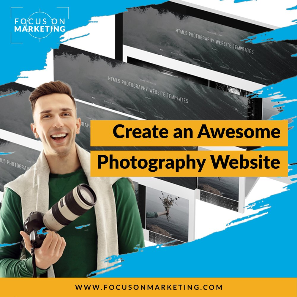 Building an Awesome Photography Website
