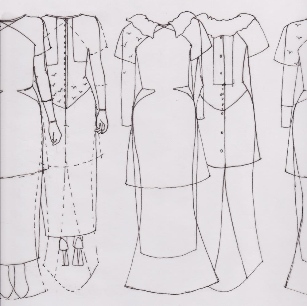 Made to Measure - /ˌmeɪd tə ˈmɛʒə/A process of making a garment based on the customers measurements