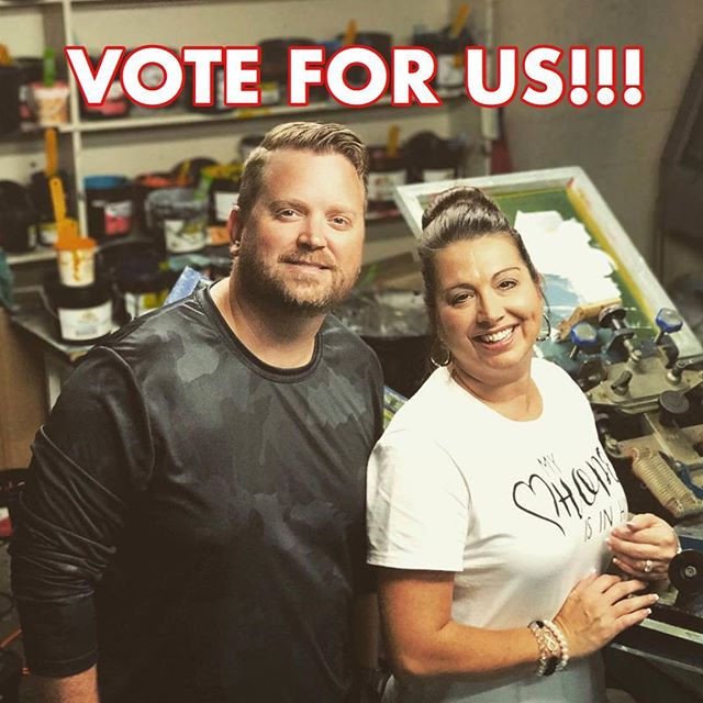 Click on the link and VOTE for Level Seven Graphics (Category 10 - Best Small Business)  www.BestofPlantCity.com
