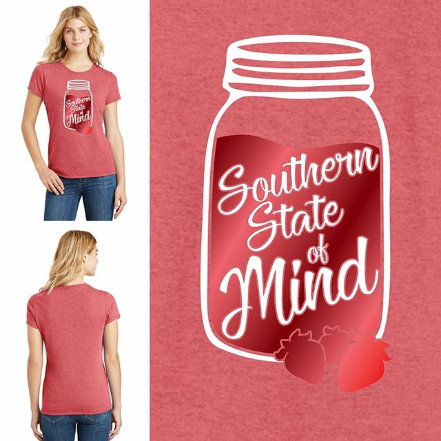 PLANT CITY DEFINITELY HAS A SOUTHERN STATE OF MIND! Time get your strawberry season swag with one of our latest berry designs.  PURCHASE ONLINE AT: www.levelsevengraphics.com/strawberryapparel (CLICK ON THE LINK IN OUR DESCRIPTION) * PLEASE SHARE THIS POST WITH YOUR FRIENDS AND FAMILY.  #plantcity #plantcityfl #strawberry #strawberryfestival #strawberrytshirt #flstrawberryfestival #flstrawberryfestival2019 @igersplantcity