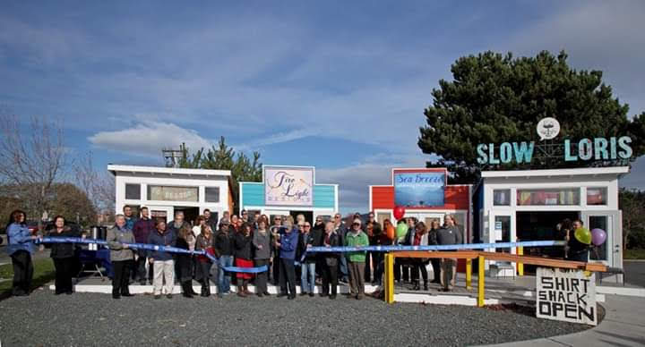 A successful project in Anacortes!