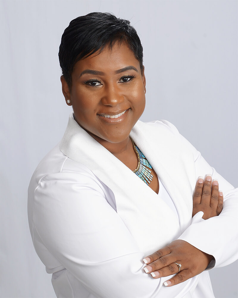 Dr. Nicole Johnson - Ed.D. Organizational LeadershipFounder/CEO