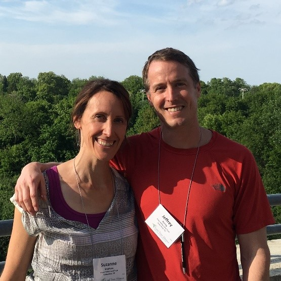 Suzanne and Jeffrey caught up at a conference in Nebraska and debriefed the recent Colorado Futures Project summit.